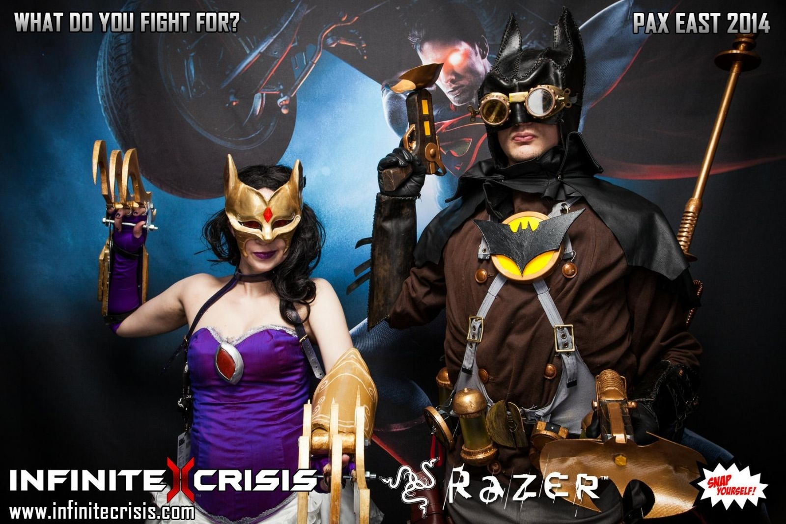 Cool by proxy characters tags gaslight batman gaslight catwoman pax east 2014 solutioingenieria Gallery